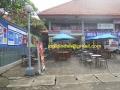 meja payung cafe