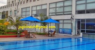 Meja Payung untuk Forbis Hotel Serang Banten